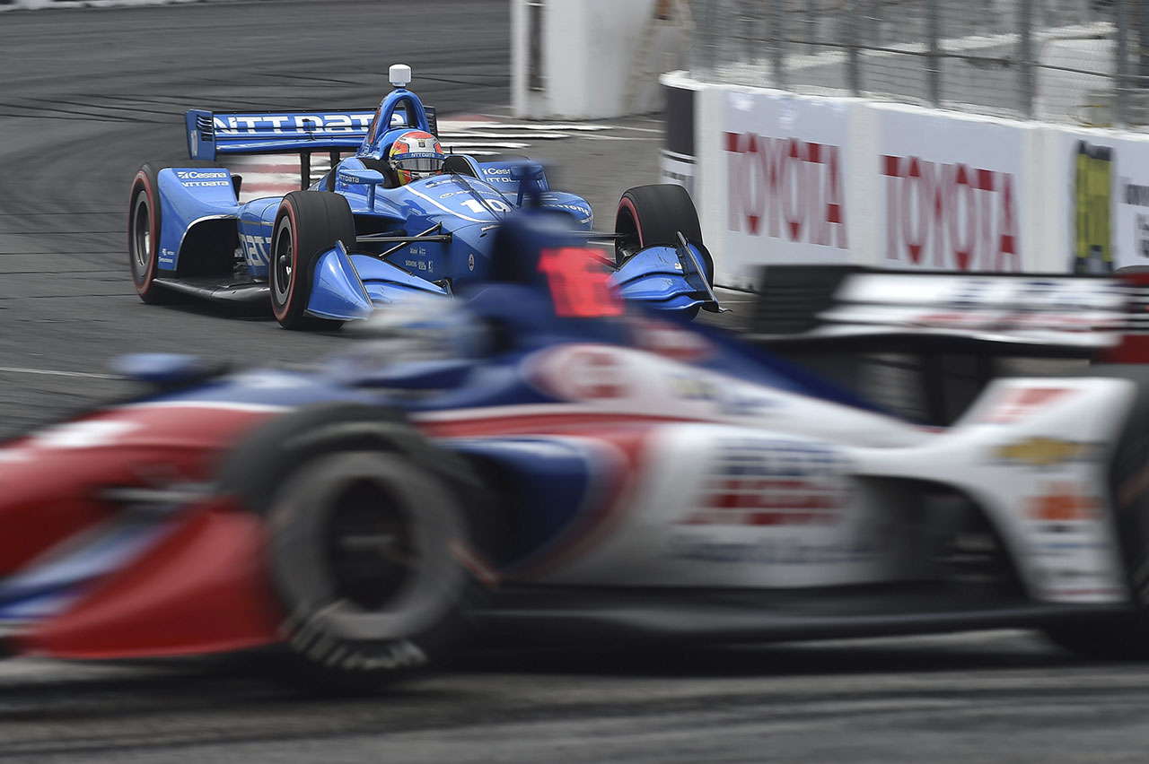 Ed Jones Chip Ganassi Racing Verizon IndyCar Series Grand Prix Of Long Beach 3