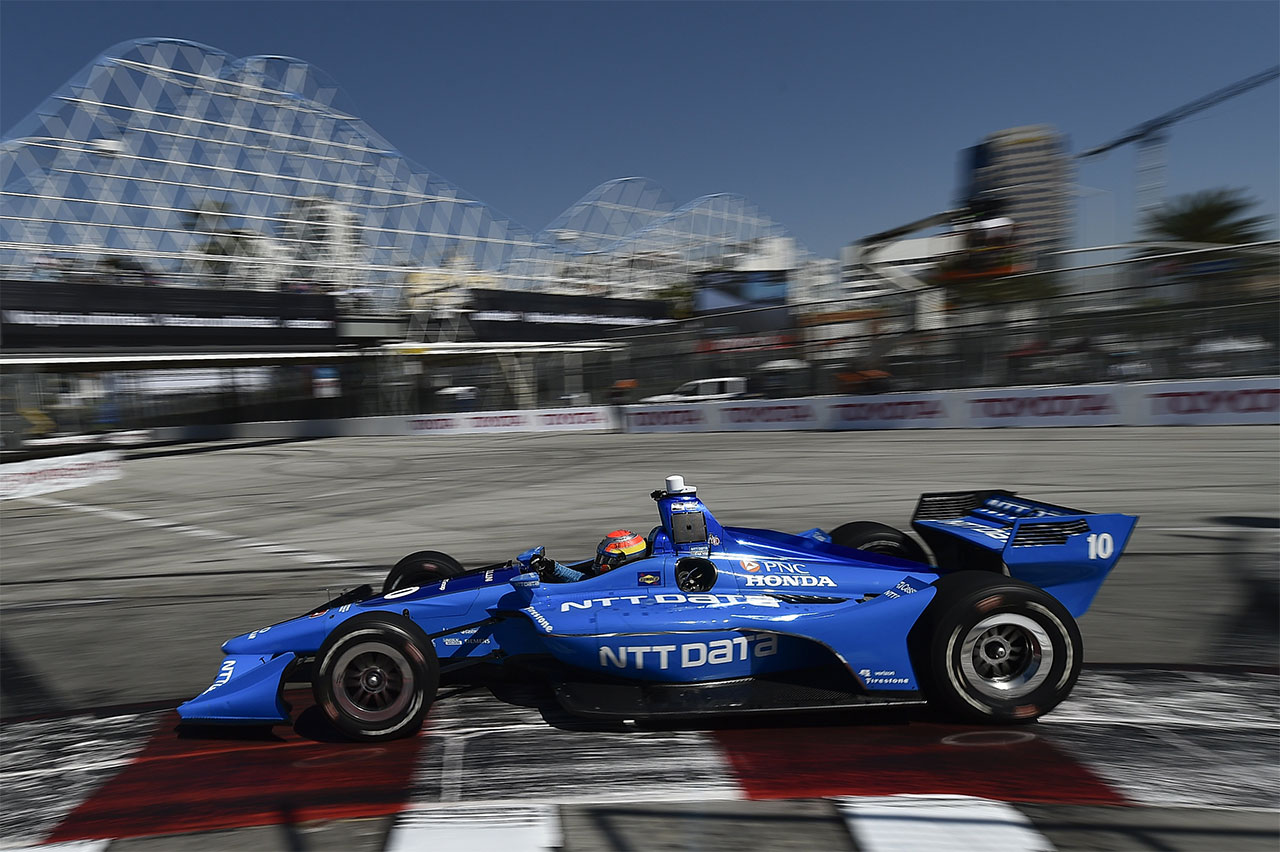 Ed Jones Chip Ganassi Racing Verizon IndyCar Series Grand Prix Of Long Beach 7