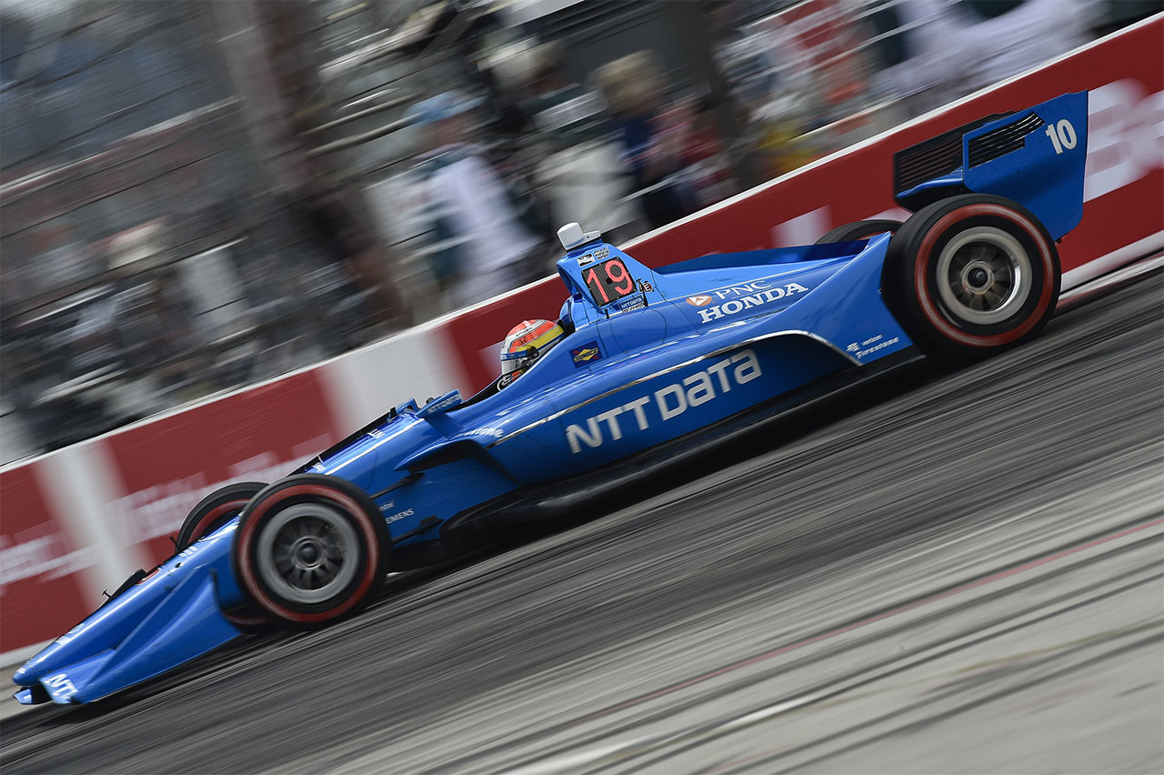 Ed Jones Chip Ganassi Racing Verizon IndyCar Series Grand Prix Of Long Beach 9