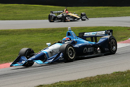 Jones looking forward to change of fortunes after luckless Mid-Ohio weekend