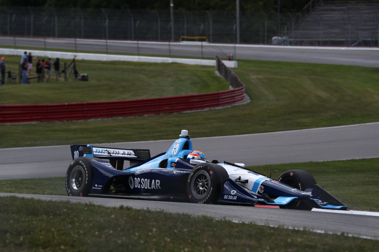 Ed Jones Indy Car Mid Ohio 2018 001