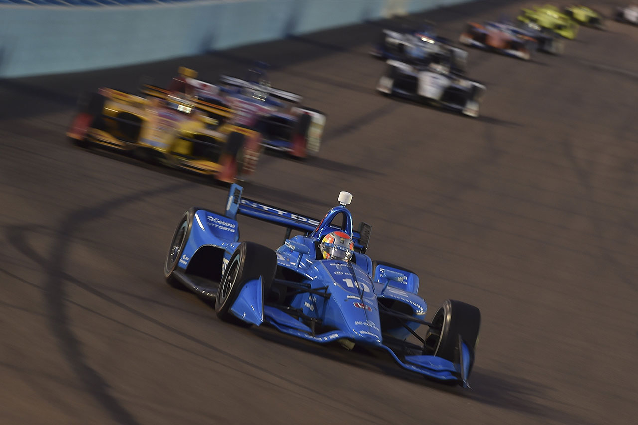Ed Jones Chip Ganassi Racing Indycar Phoenix Grand Prix 2018 2