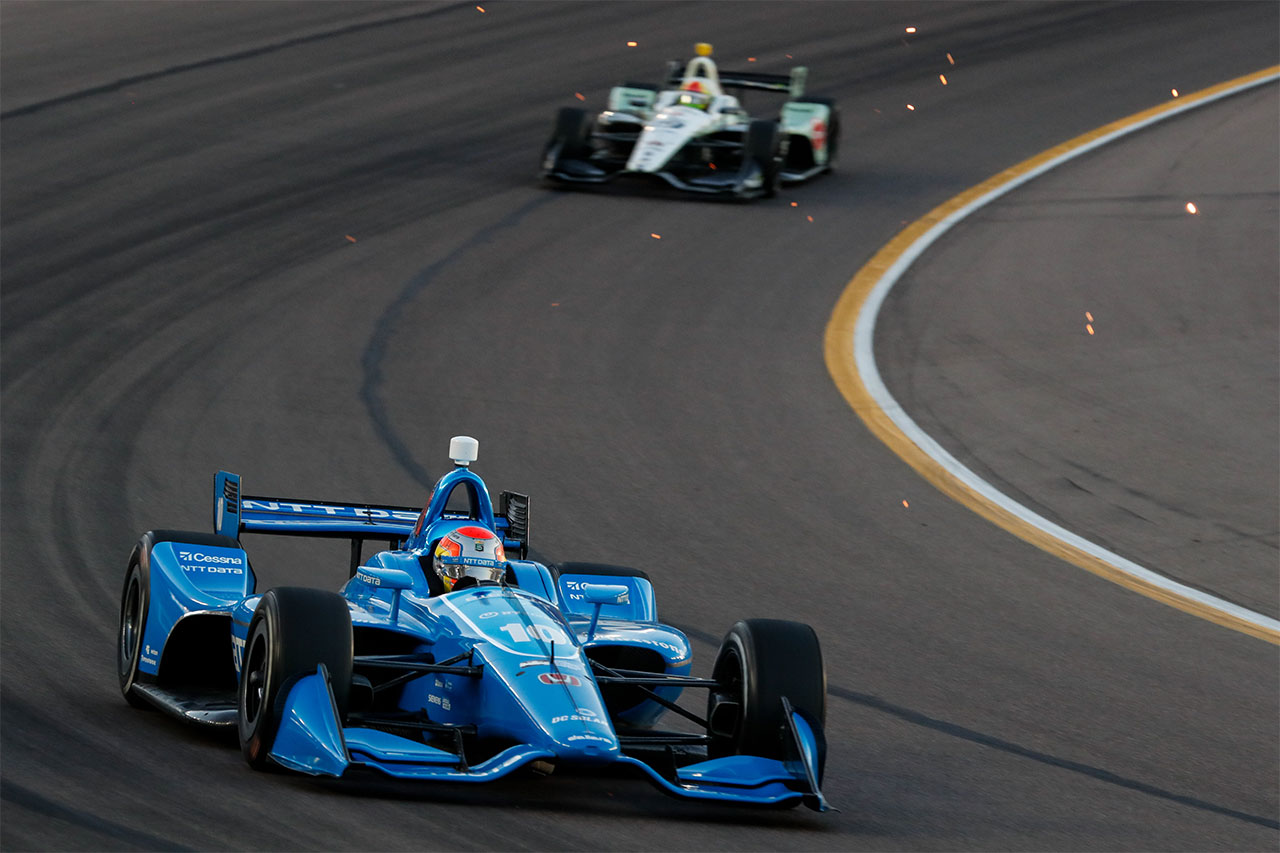 Ed Jones Chip Ganassi Racing Indycar Phoenix Grand Prix 2018 6