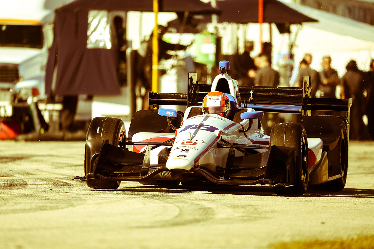 Ed Jones Phoenix Indycar Dale Coyne Racing 1