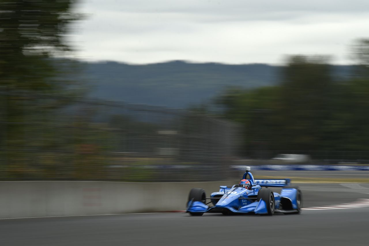 Ed Jones Indy Car Portland 2018 007