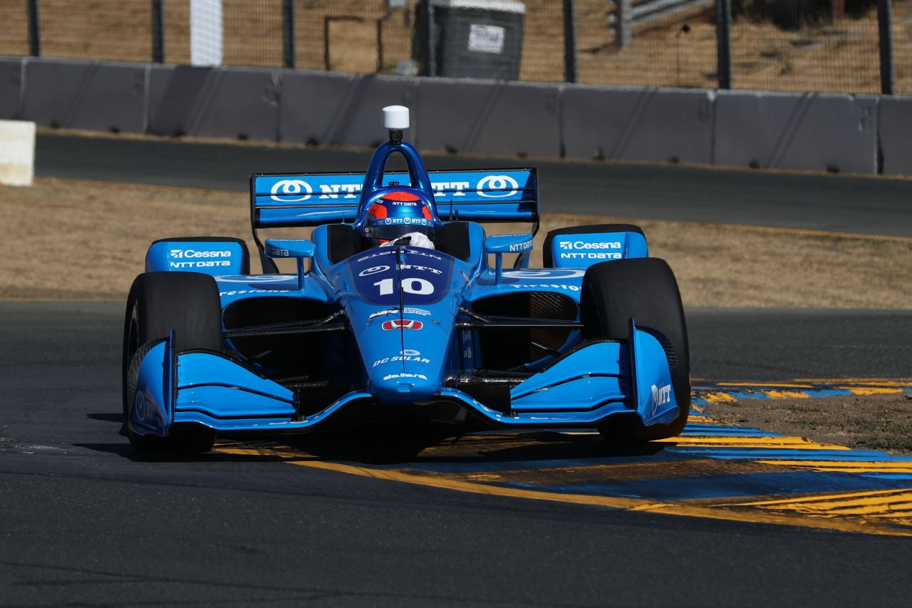 Ed Jones Indy Car Sonoma 2018 002