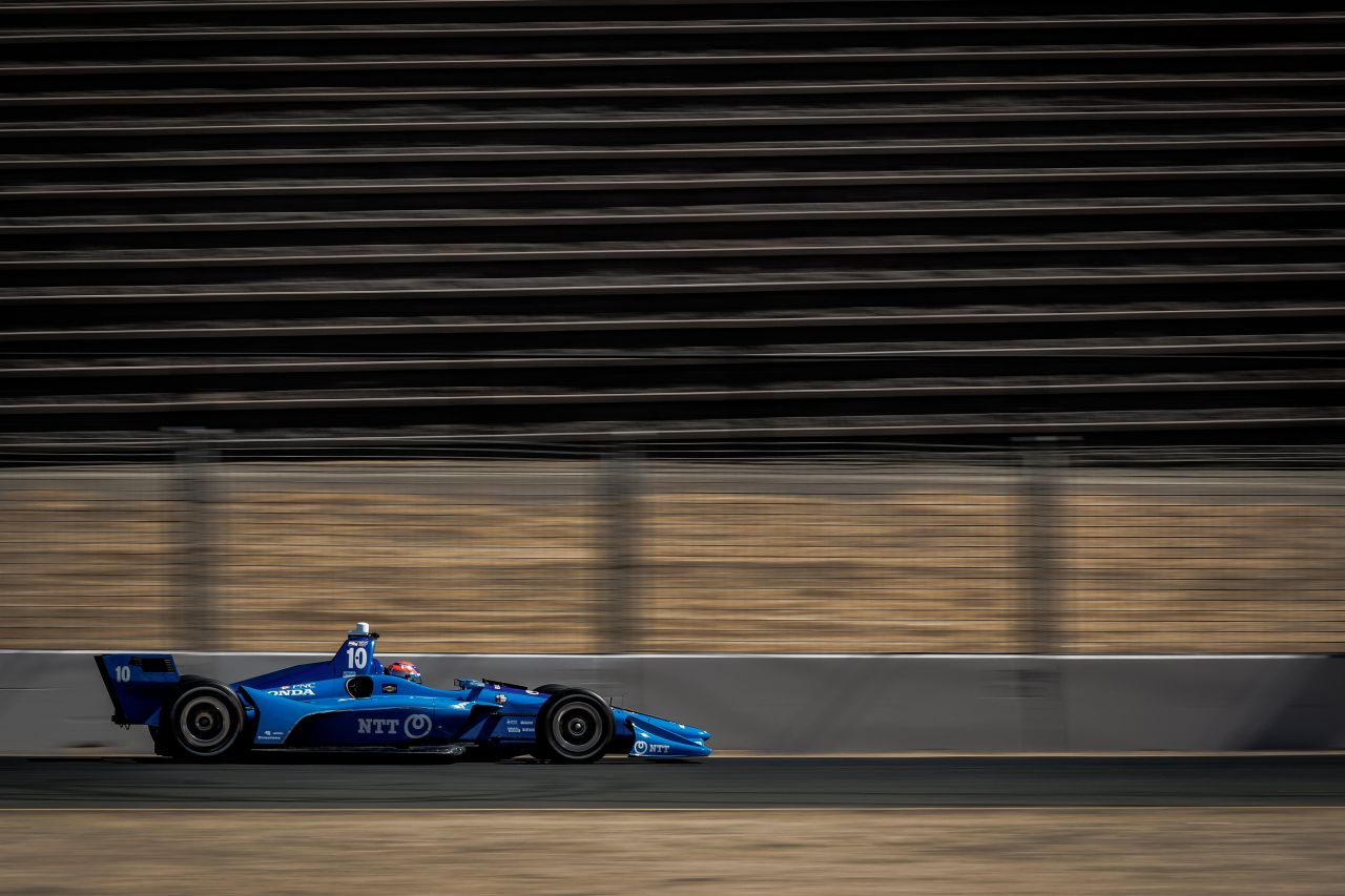 Ed Jones Indy Car Sonoma 2018 003