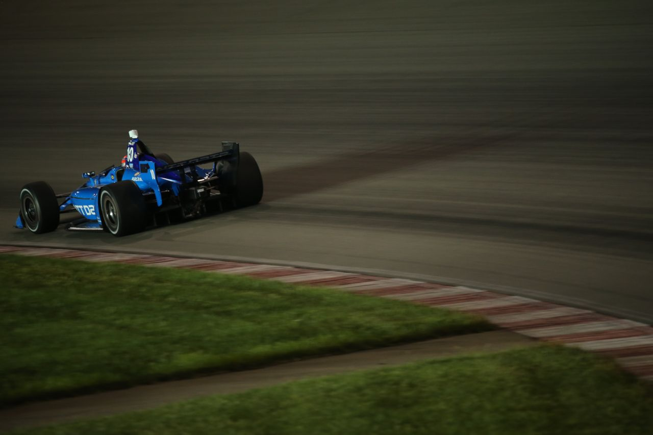 Ed Jones Indy Car Illinois 2018 001