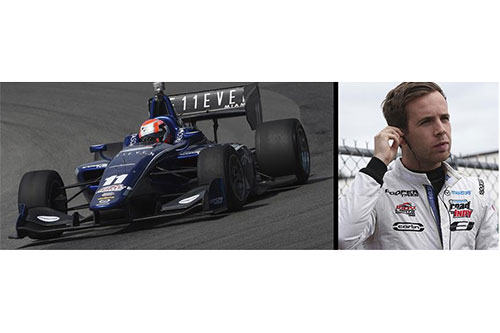 Ed Jones Indylights Title Contender